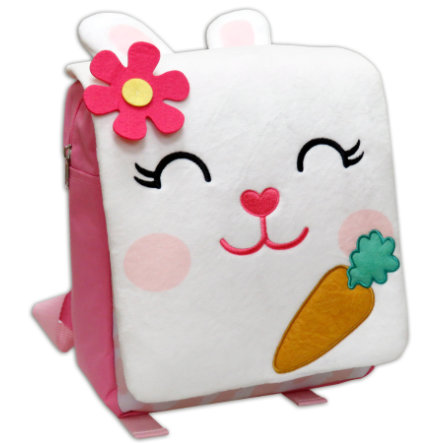 Animal Bagoose Children Rucksack Hase
