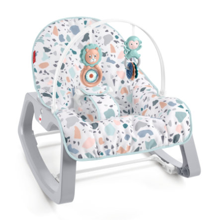 Fisher- Price dětská otočná sedačka