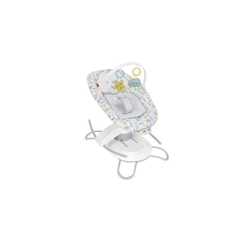 Fisher- Price  ® 2-in-1 Glide r met Smart Connect App