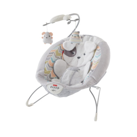 Fisher-Price® Deluxe Wippe im Hundebaby Design