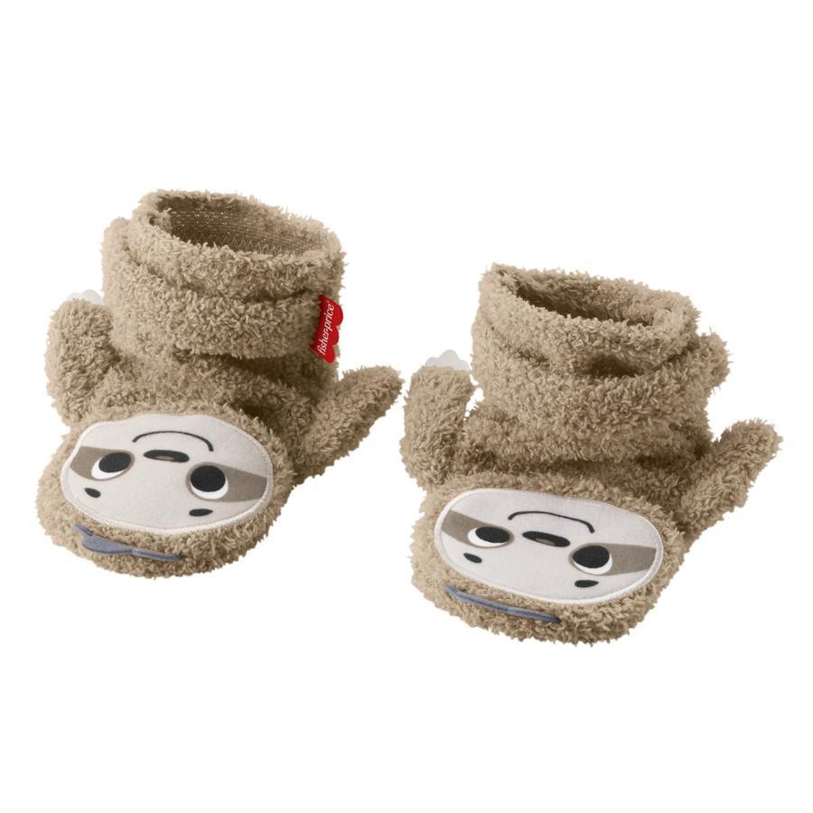 Fisher- Price  ® Calcetines de pereza con sonajero