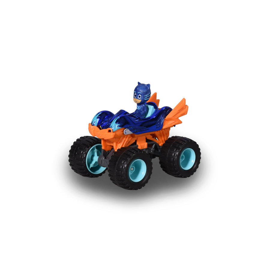 DICKIE Giocattoli PJ Maschere Single Pack Cat-Car Mega Wheelz