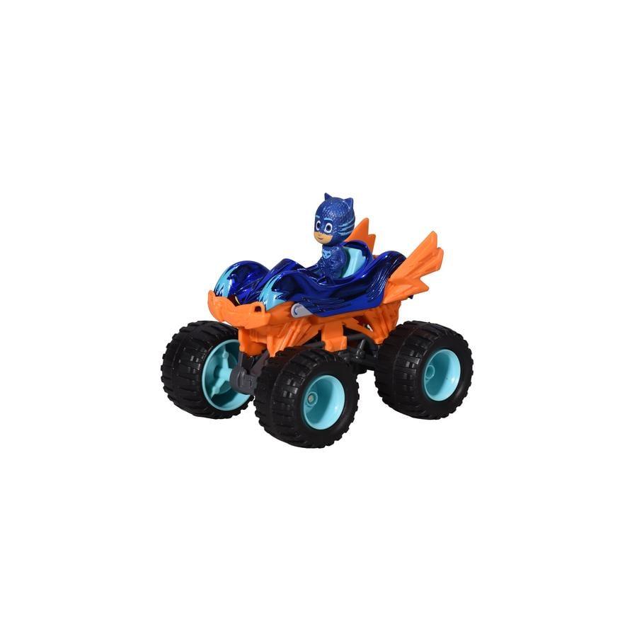 DICKIE Speelgoed PJ Maskerpakket Single Cat-Car Mega Wheelz
