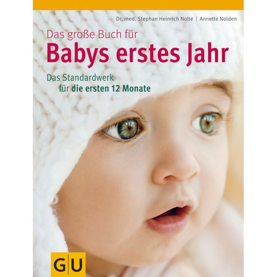 GU, Das große Buch für Babys erstes Jahr