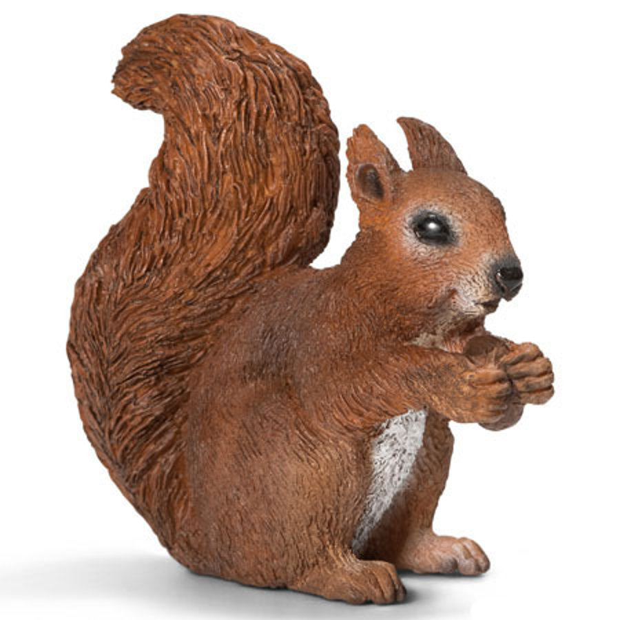 SCHLEICH Squirrel, eating 14684