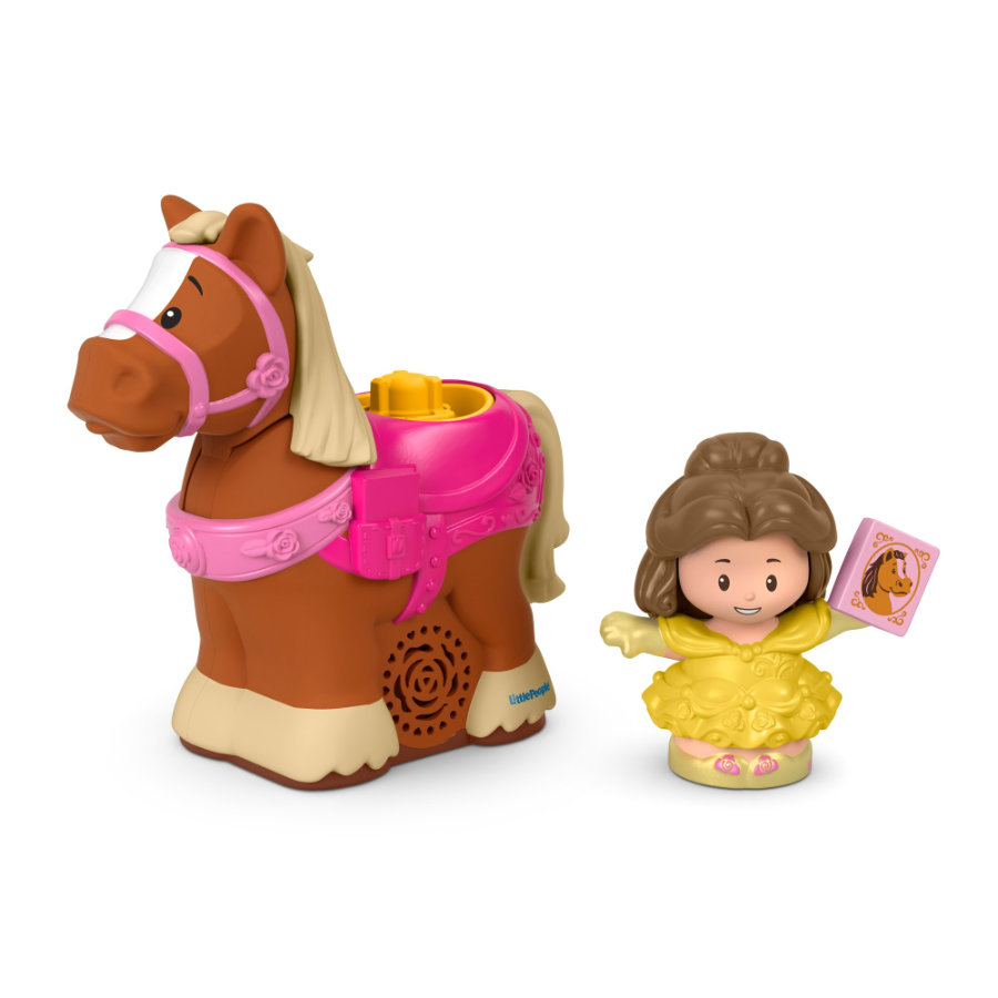 Fisher-Price Little People Belle & Philippe