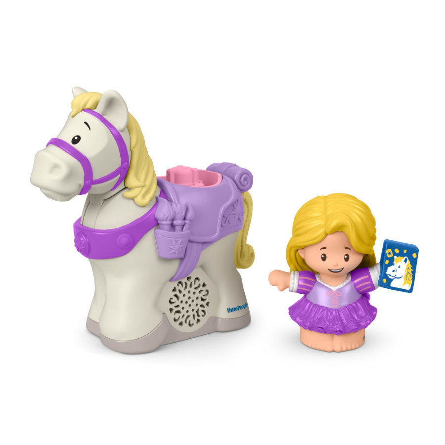Fisher-Price Little People Rapunzel & Maximus