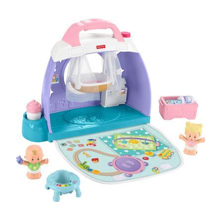 Fisher- Price  Crèche pour Little People bébés