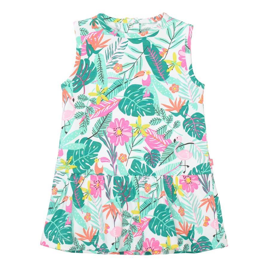 STACCATO šaty džungle vzorované