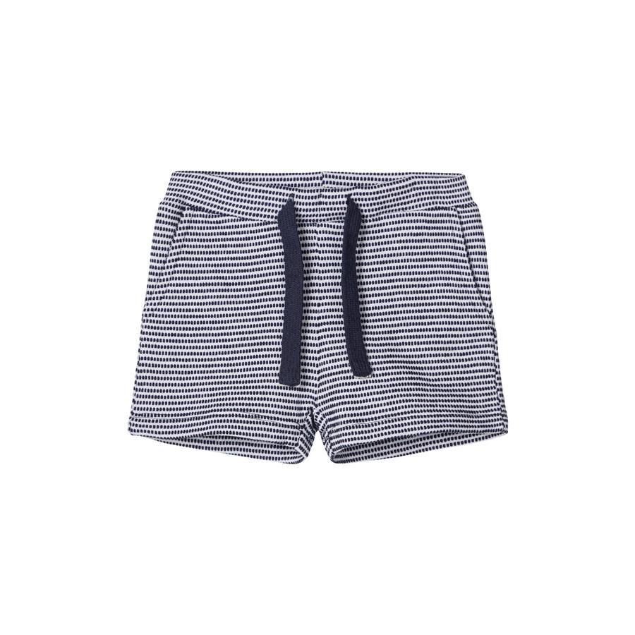 name it Sweat shorts NBMHEHAS Saphir foncé