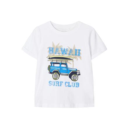 name it T-shirt NMMVUX B højre Hvid
