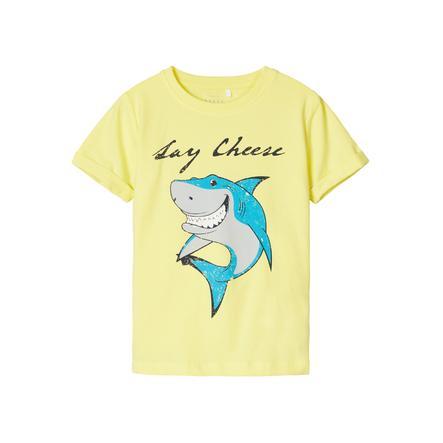 name it Camiseta NMMVUX Lime light