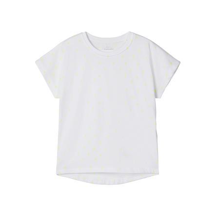 name it T-shirt NMFVARNA B höger Vit