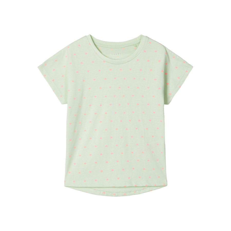 name it T-Shirt NMFVARNA Bright White
