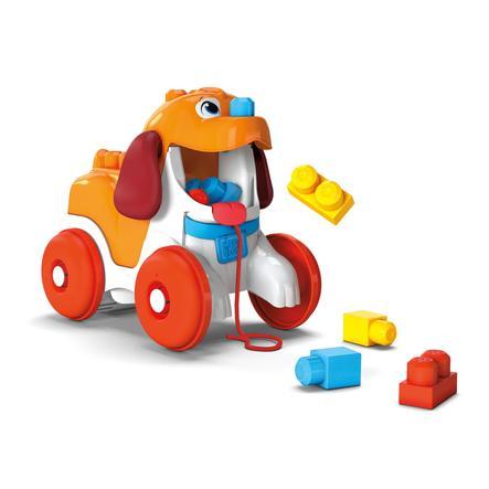 Mega Bloks Jouet à tirer la balade du chien en briques
