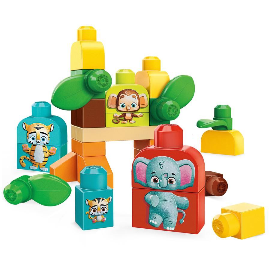 Mega Bloks Safari Freunde (30 Teile)