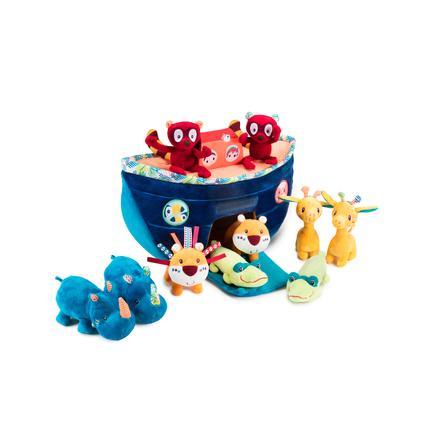 Lilliputiens Entdecker-Spielzeug Meine erste Arche Noah