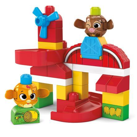 Mega Bloks Peekaboo Animal Farm (31 deler)