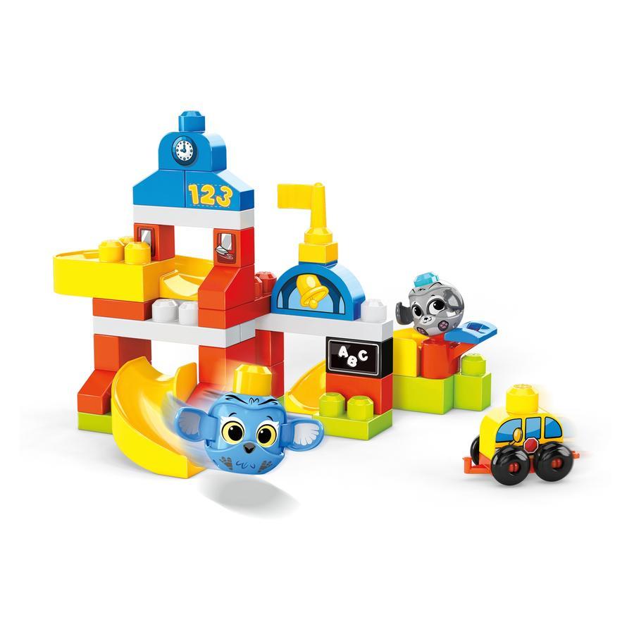 Mega Bloks Jeu de briques enfant coucou l'école 35 pièces
