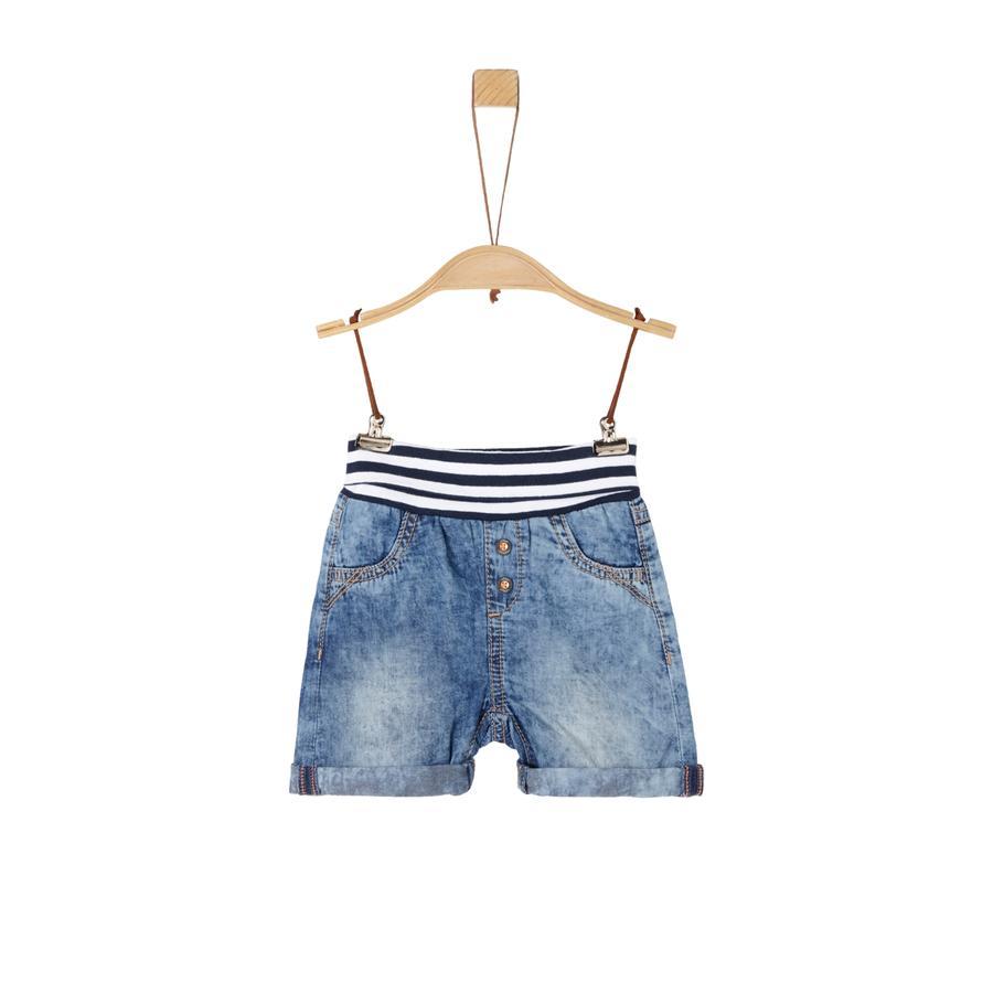 s.Oliver shorts blå