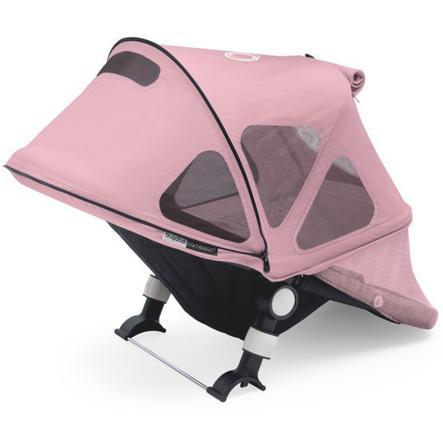 bugaboo Sonnendach mit Lüftungsfenstern Breezy Fox/Cameleon 3 Soft Pink
