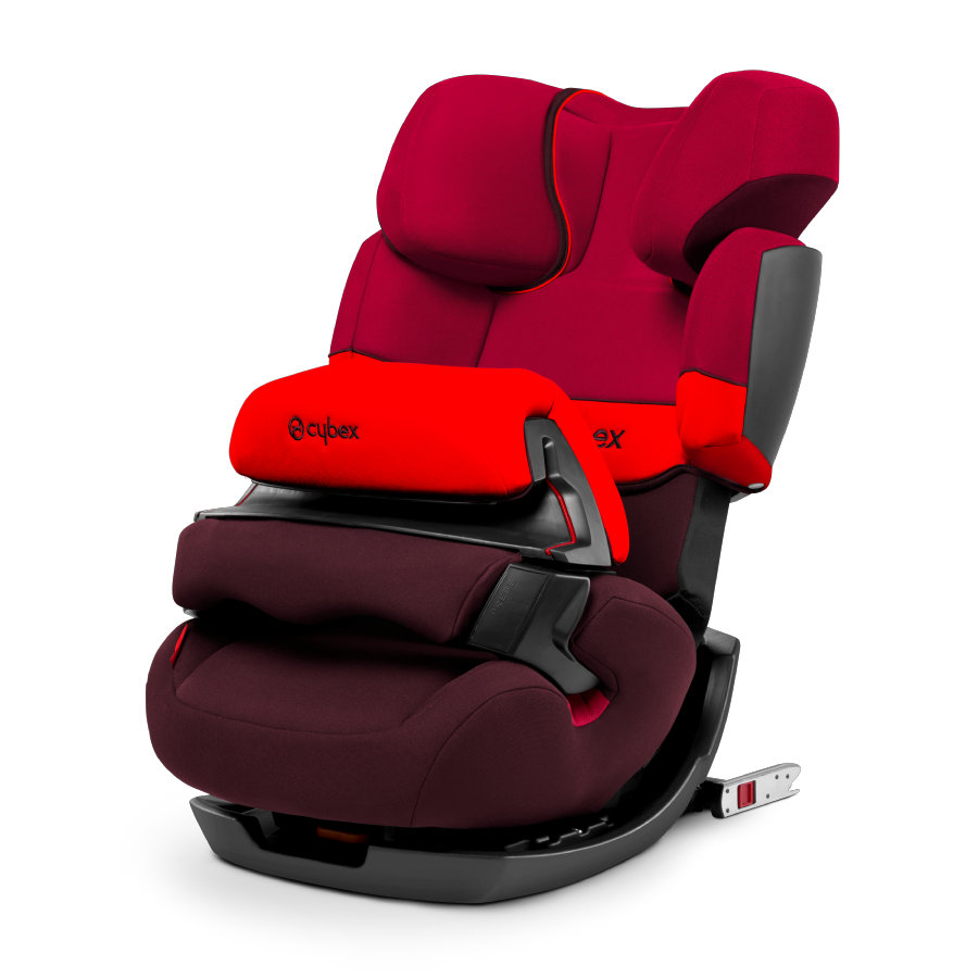 CYBEX Pallas-fix 2015 Rumba Red