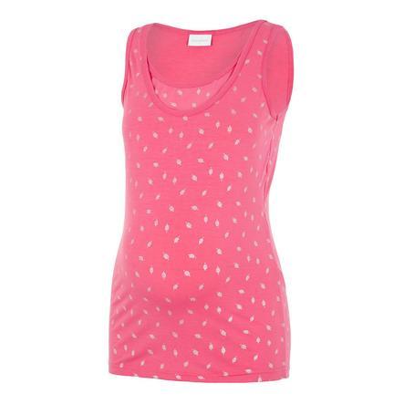mama licious těhotenské šaty MLFOLEY Hot Pink