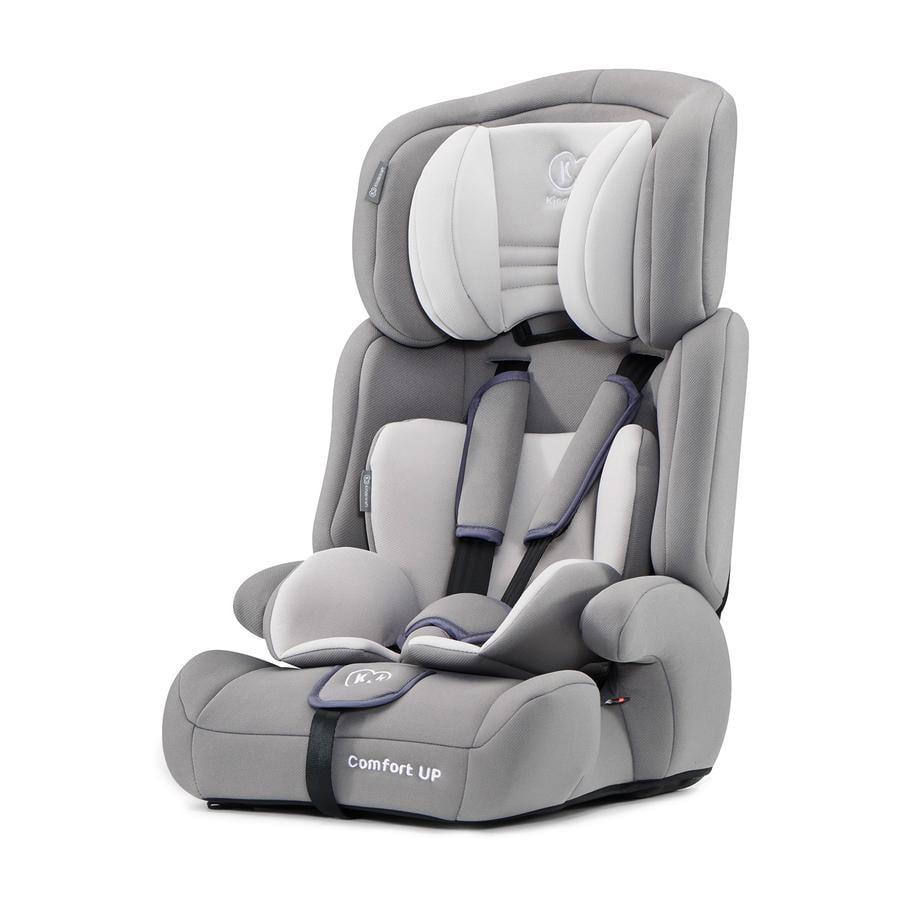 Kinderkraft Fotelik samochodowy Comfort Up grey