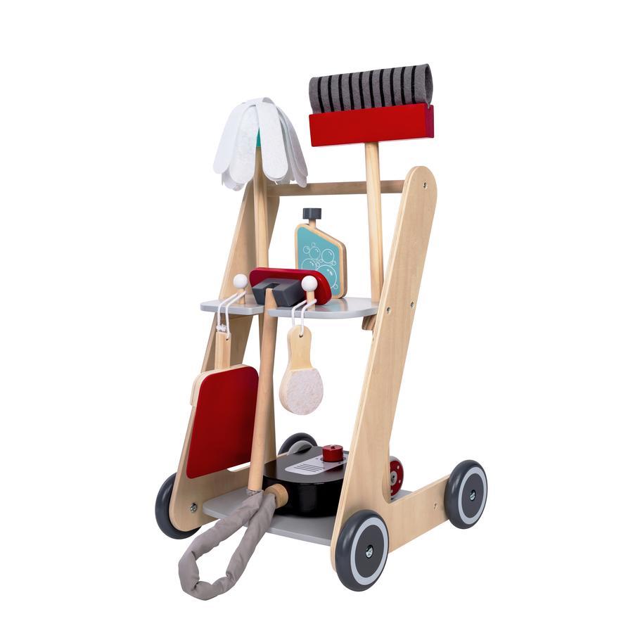BAYER CHIC 2000 Čisticí vozík