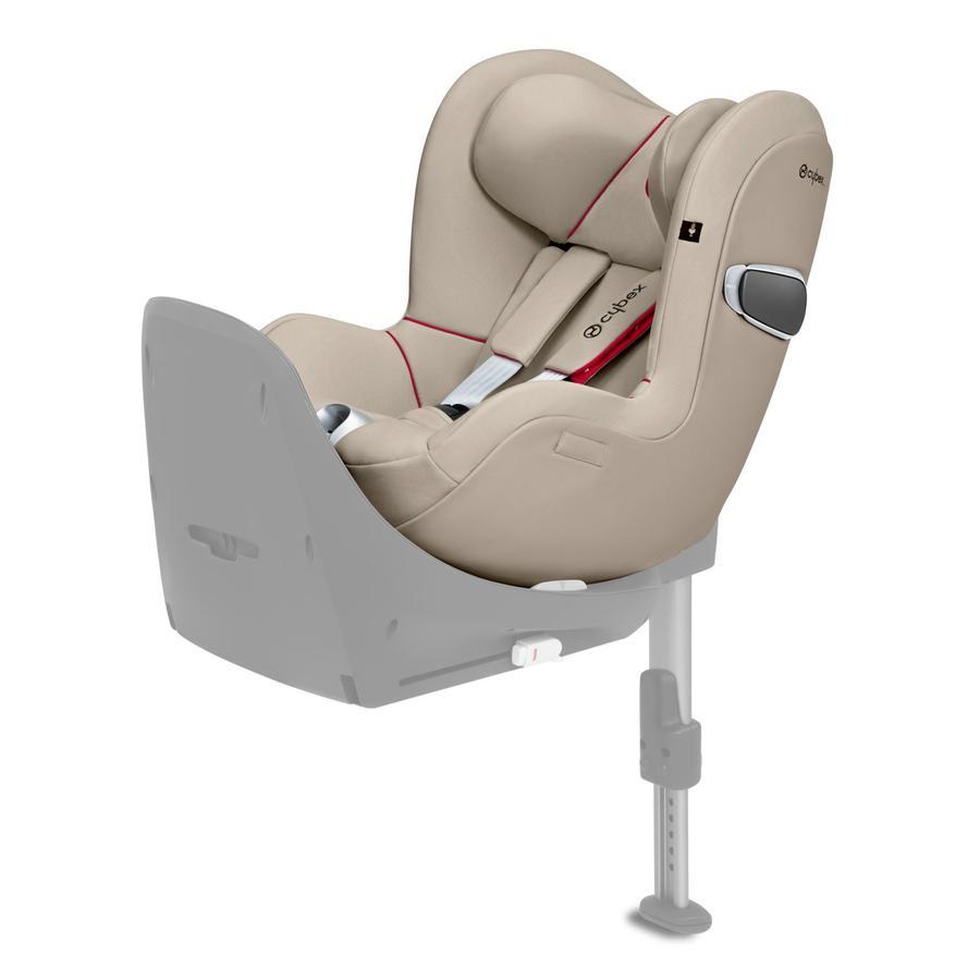 cybex PLATINUM Kindersitz Sirona Z i-Size Scuderia Ferrari Silver Grey