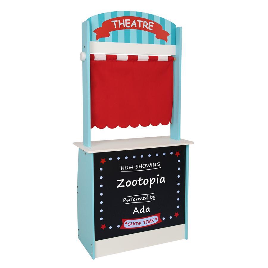 BAYER CHIC 2000 2 en 1 : magasin aden et théâtre