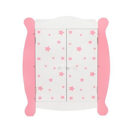 BAYER CHIC 2000 poppenkast Stars roze