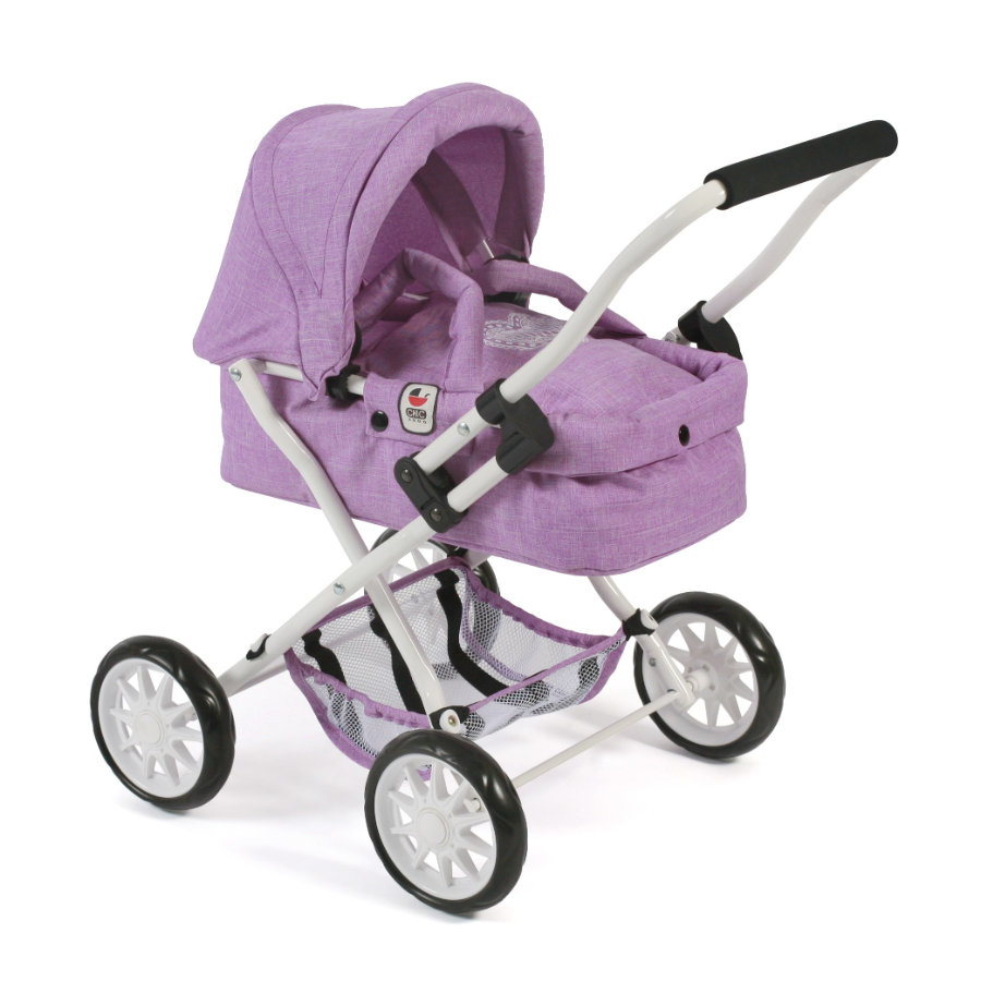 "BAYER CHIC 2000 Mini carrosse ""SMARTY"" Lilas"
