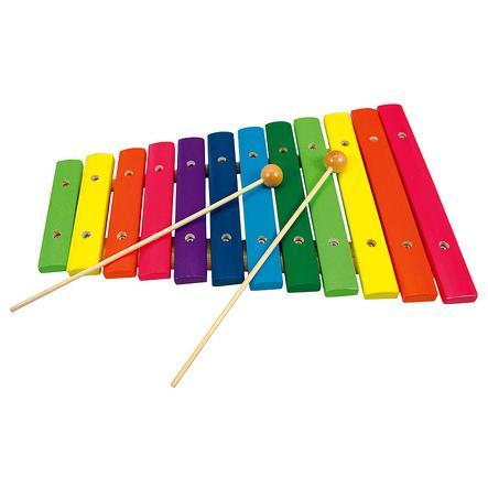BINO Xylofoon met 12 Tonen