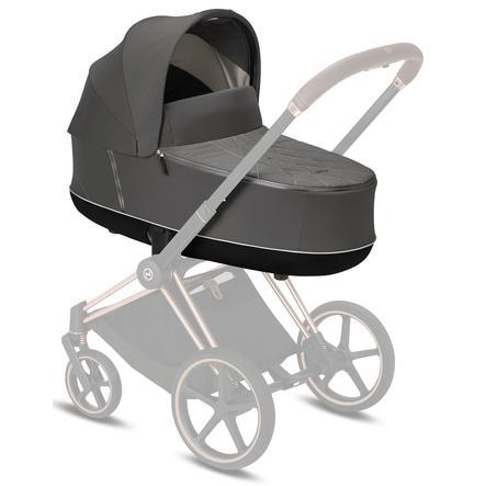 cybex PLATINUM Kinderwagenaufsatz Priam Lux Carry Cot Soho Grey