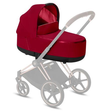 cybex PLATINUM Kinderwagenaufsatz Priam/ePriam Lux Carry Cot True Red
