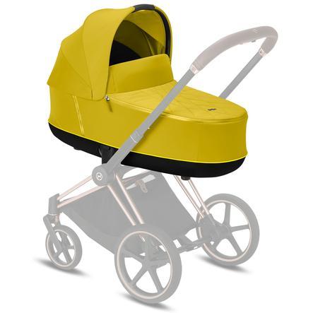 cybex PLATINUM Kinderwagenaufsatz Priam Lux Carry Cot Mustard Yellow
