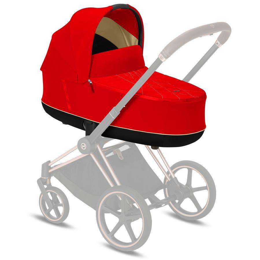 cybex PLATINUM Kinderwagenaufsatz Priam/ePriam Lux Carry Cot Autumn Gold