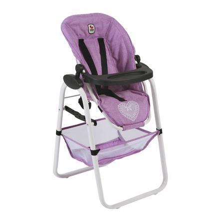 BAYER CHIC 2000 barnestol Melange Lilac