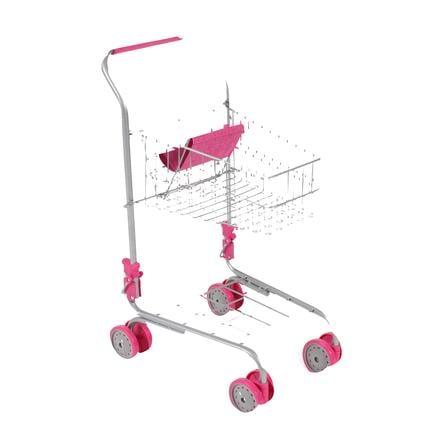 BAYER CHIC 2000 supermarkt winkelwagen roze