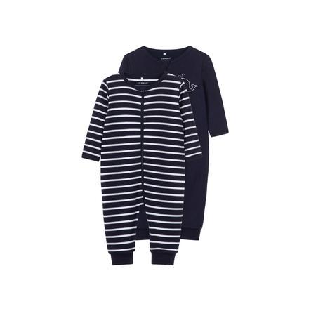 name it pijama pelele Paquete de 2 Zafiro Oscuro