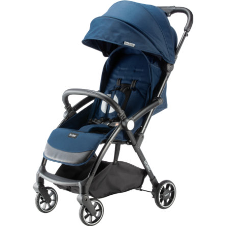 Leclerc Kinderwagen Magicfold Plus Blau