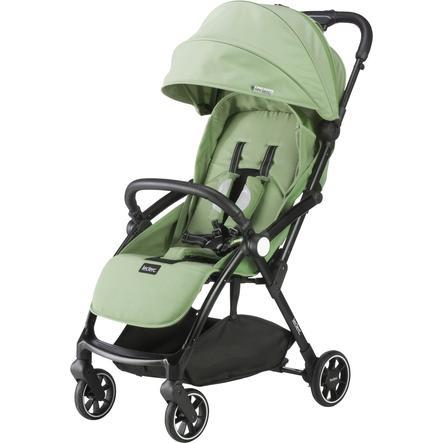 Leclerc Kinderwagen Magicfold Plus Grün