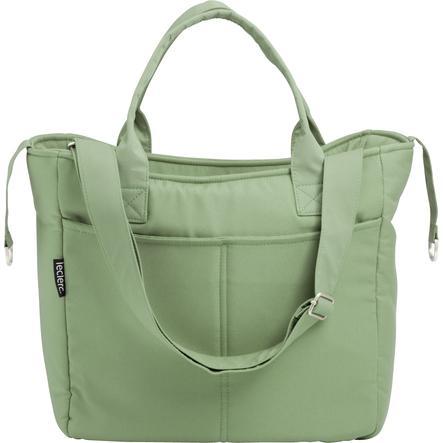 Leclerc přebalovací taška zelená