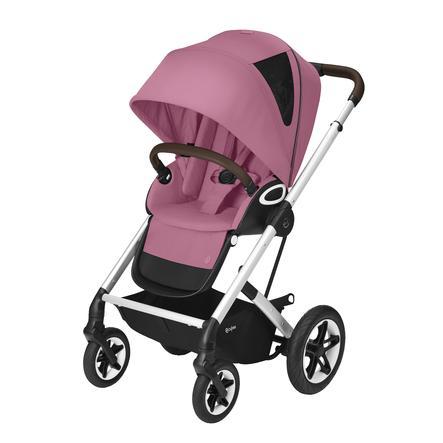 cybex GOLD Kinderwagen Talos S Lux Silver Magnolia Pink
