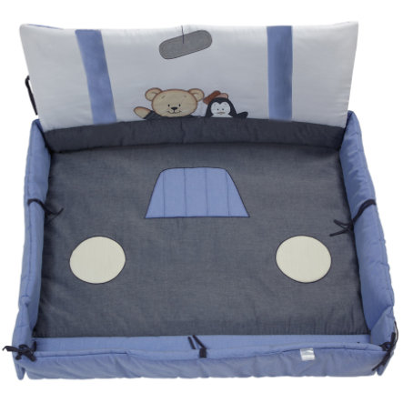 ALVI Box bekleding Plus Car Driver blauw