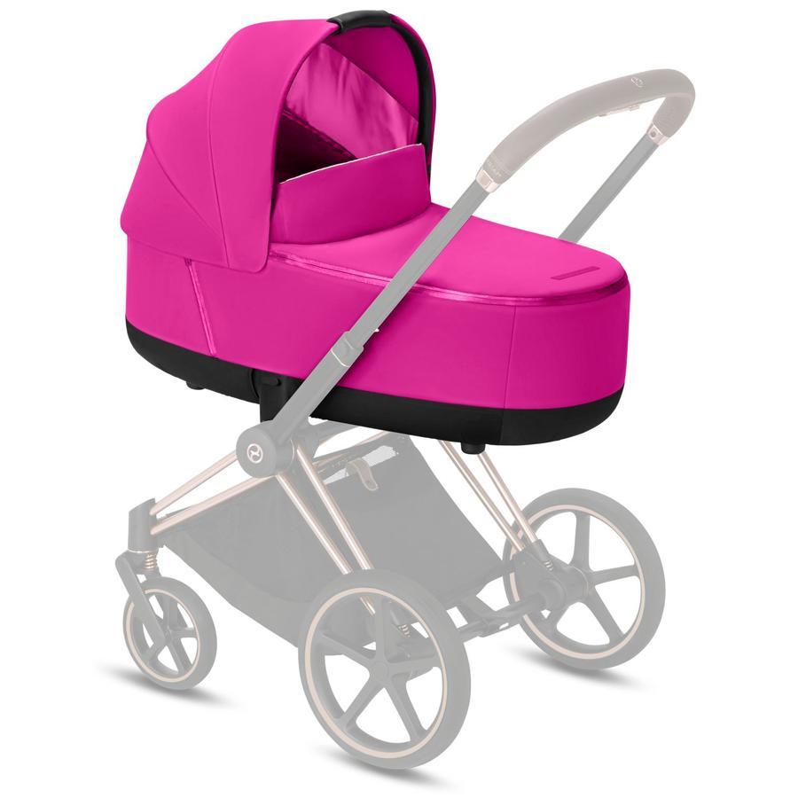 cybex PLATINUM Kinderwagenaufsatz Priam/ePriam Lux Carry Cot Fancy Pink