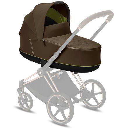 cybex PLATINUM Kinderwagenaufsatz Priam Lux Carry Cot Khaki Green