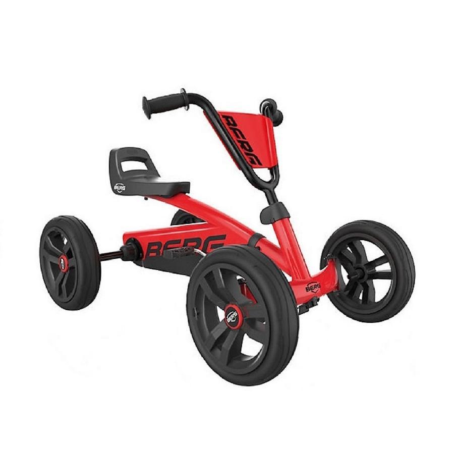 BERG Pedal Go-Kart Mountain Buzzy Red