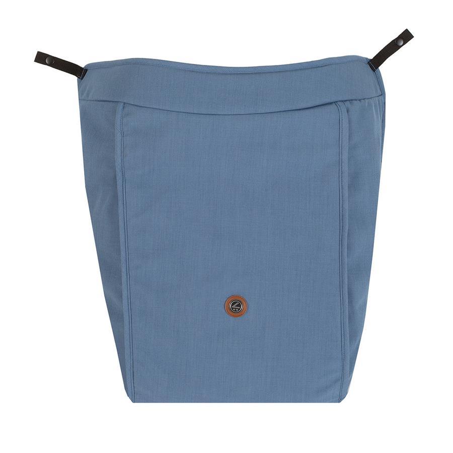 mutsy Tablier de poussette i2 Heritage bleu clair